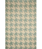RugStudio presents Momeni Delhi Dl-55 Light Blue Hand-Tufted, Better Quality Area Rug