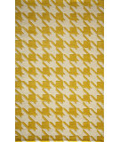 RugStudio presents Momeni Delhi Dl-55 Yellow Hand-Tufted, Better Quality Area Rug
