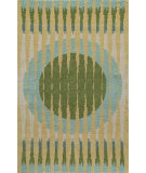 RugStudio presents Momeni Delhi Dl-60 Green Hand-Tufted, Good Quality Area Rug