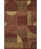 RugStudio presents Momeni Dream DR-01 Red Machine Woven, Better Quality Area Rug
