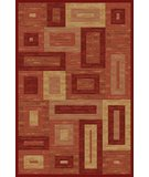 RugStudio presents Momeni Dream DR-02 Red Machine Woven, Better Quality Area Rug