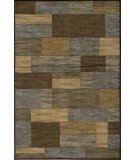 RugStudio presents Rugstudio Sample Sale 45594R Brown Machine Woven, Better Quality Area Rug