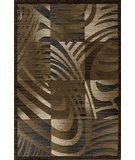 RugStudio presents Momeni Dream DR-54 Brown Machine Woven, Better Quality Area Rug