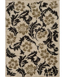 RugStudio presents Momeni Dream DR-55 Ivory Machine Woven, Better Quality Area Rug