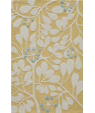 RugStudio presents Momeni Dunes DUN10 Gold Hand-Tufted, Good Quality Area Rug