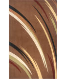 RugStudio presents Momeni Elements EL-18 Brown Machine Woven, Good Quality Area Rug