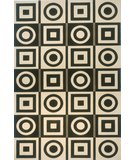 RugStudio presents Momeni Elements EL-19 Black Machine Woven, Good Quality Area Rug