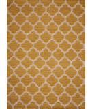 RugStudio presents Momeni Geo Geo-4 Yellow Hand-Hooked Area Rug