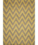 RugStudio presents Rugstudio Sample Sale 87575R Gold Hand-Hooked Area Rug