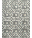 RugStudio presents Momeni Geo Geo16 Grey Hand-Hooked Area Rug