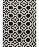 RugStudio presents Momeni Geo Geo22 Black Hand-Hooked Area Rug