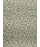 RugStudio presents Momeni Geo Geo26 Grey Hand-Hooked Area Rug