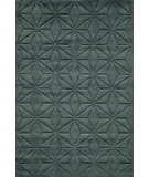 RugStudio presents Momeni Gramercy Gm-17 Blue Hand-Knotted, Good Quality Area Rug