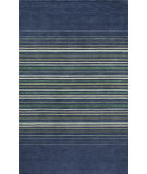 RugStudio presents Momeni Gramercy Gm-25 Blue Woven Area Rug