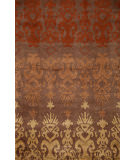 RugStudio presents Momeni Habitat Hb-06 Brown Hand-Tufted, Good Quality Area Rug