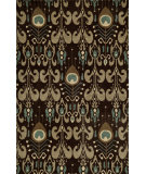 RugStudio presents Momeni Habitat Hb-07 Chocolate Hand-Tufted, Good Quality Area Rug