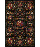 RugStudio presents Momeni Habitat Hb-08 Black Hand-Tufted, Good Quality Area Rug