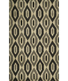 RugStudio presents Momeni Habitat Hb-16 Grey Hand-Tufted, Best Quality Area Rug