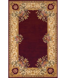 RugStudio presents Momeni Harmony Ha-07 Burgundy Hand-Tufted, Best Quality Area Rug