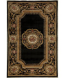 RugStudio presents Momeni Harmony Ha-12 Black Hand-Tufted, Best Quality Area Rug