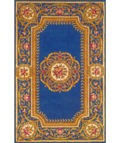 RugStudio presents Momeni Harmony Ha-12 Blue Hand-Tufted, Best Quality Area Rug