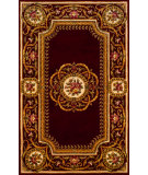 RugStudio presents Momeni Harmony Ha-12 Burgundy Hand-Tufted, Best Quality Area Rug