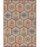 RugStudio presents Momeni Havana Hv-08 Red Hand-Tufted, Good Quality Area Rug
