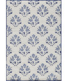 RugStudio presents Momeni Havana Hv-09 Blue Hand-Tufted, Good Quality Area Rug