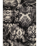RugStudio presents Momeni Heavenly He-01 Grey Hand-Tufted, Good Quality Area Rug