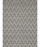 RugStudio presents Momeni Heavenly He-21 Grey Hand-Knotted, Good Quality Area Rug