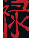 RugStudio presents Momeni Koi KO-05 Black Hand-Tufted, Best Quality Area Rug