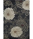 RugStudio presents Momeni Koi KO-13 Black Hand-Tufted, Best Quality Area Rug
