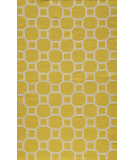 RugStudio presents Momeni Laguna Lg-01 Lemon Woven Area Rug