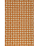 RugStudio presents Momeni Laguna Lg-02 Orange Woven Area Rug