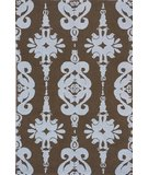 RugStudio presents Momeni Lil Mo Classic LMI-1 Baby Blue Hand-Hooked Area Rug