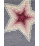 RugStudio presents Momeni Lil Mo Hipster LMT-7 Pink Hand-Tufted, Best Quality Area Rug