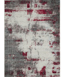RugStudio presents Momeni Loft Lo-08 Grey Machine Woven, Better Quality Area Rug
