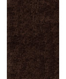 RugStudio presents Momeni Luster Shag LS-01 Brown Hand-Tufted, Good Quality Area Rug