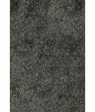 RugStudio presents Momeni Luster Shag LS-01 Carbon Hand-Tufted, Good Quality Area Rug