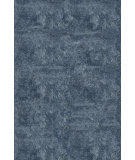 RugStudio presents Momeni Luster Shag LS-01 Light Blue Hand-Tufted, Good Quality Area Rug