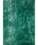 RugStudio presents Momeni Luster Shag Ls-01 Teal Hand-Tufted, Good Quality Area Rug