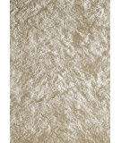 RugStudio presents Momeni Luster Shag Ls-01 White Hand-Tufted, Good Quality Area Rug