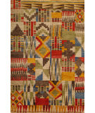 RugStudio presents Momeni Madagascar Mdg-7 Multi Hand-Knotted, Best Quality Area Rug