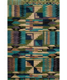 RugStudio presents Momeni Madagascar Mdg-8 Multi Hand-Knotted, Best Quality Area Rug