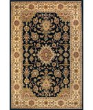 RugStudio presents Momeni Mahal MC-22 Black Hand-Tufted, Best Quality Area Rug