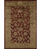 RugStudio presents Momeni Mahal MC-28 Mahogany Hand-Tufted, Best Quality Area Rug