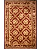RugStudio presents Rugstudio Sample Sale 45822R Red Hand-Tufted, Best Quality Area Rug