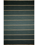 RugStudio presents Momeni Marquis Mrq-1 Teal Woven Area Rug