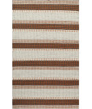 RugStudio presents Momeni Mesa Mes12 Rust Flat-Woven Area Rug