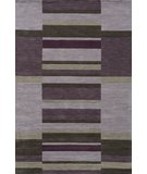 RugStudio presents Momeni Metro MT-20 Lilac Hand-Tufted, Good Quality Area Rug